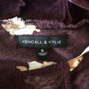 Kendall and Kylie dress, size small